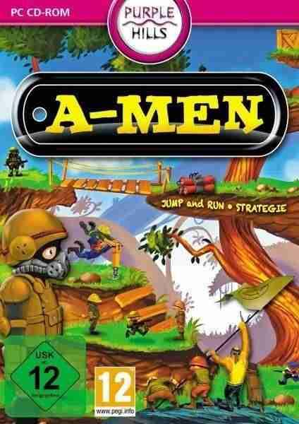 Descargar A-Men [MULTI5][TiNYiSO] por Torrent